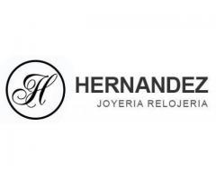 JOYERÍA HERNÁNDEZ. Venta de joyas y relojes online