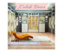 K'alido Decor - Muebles y objetos decorativos