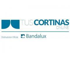 TusCortinasOnline - Distribuidor oficial de cortinas Bandalux