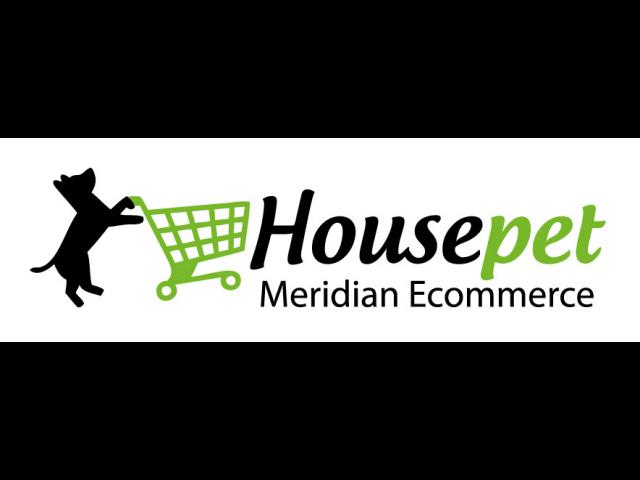 HOUSEPET Meridian Ecommerce - Comida e higiene para mascotas
