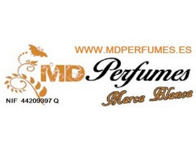 MDPERFUMES - Tu boutique de Perfumes marca blanca Equivalente