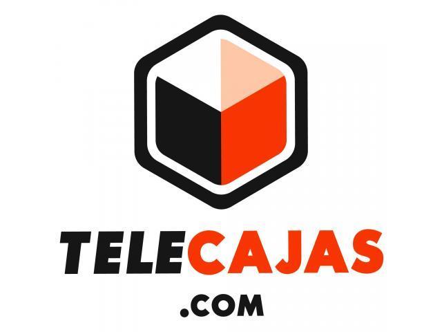 Tele cajas de cartón | Venta online de cajas de embalaje