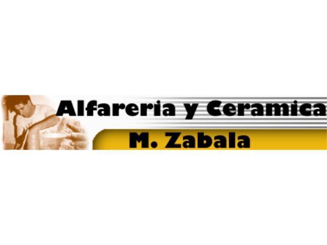 Alfarería M. Zabala | Venta online de productos de alfarería