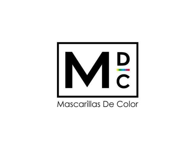 Mascarillas de color y personalizadas | Venta online
